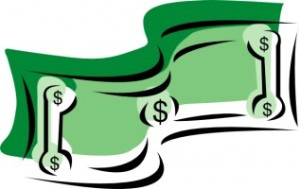 stylized_dollar_bill_money_clip_art_18576