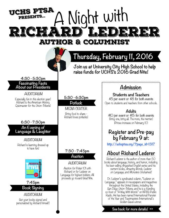 UCHS Flyer Electronic - Richard Lederer_Page_1